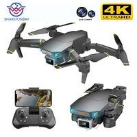 Sharefunbay Drone 4K Инфракрасное препятствие Пребереемость HD Wi-Fi 1080P FPV Дрон электрическая камера RC Quadcopter GD89 Pro Drone с Camer LJ200908