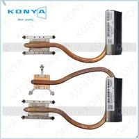 Novo original para pavilhão 14-P 15-P 17-P 14-K 15-K 17-K Heatsink Tubo de cobre Intel 773447-001 773449-0011
