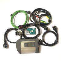 2020.09 DOIP MB SD C4 Plus Connect Compact 4 étoiles Diagnostic Scanner avec HDD de Génie Vediamo et DTS