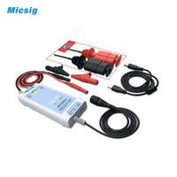 MICSIG DP20003 Osciloscope 100MHZ 5600V Kit de sonda diferenciales de alta tensión de alto voltaje 3.5NS Tiempo de aumento de 200x / 2000X Tasa de atenuación