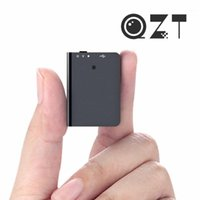 Grabadora de voz digital QZT MINI RECTANGE DICTAPHONE MP3 Player USB CARGA PEQUEÑO AUDIO AUDIO MICRO ACTIVADO MP31