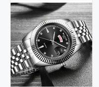 Orologio dell'orologio dell'oro dell'oro Unisex non dei veri orologi degli uomini impermeabili in acciaio del tungsteno impermeabile Impermeabile da antipasto per le immersioni subacquee PRODOTTI Miglior vendita Prodotti