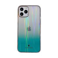 Degrade renkler lazer net durumda iphone 12 11 pro max se 7 8 x xs darbeye dayanıklı kapak