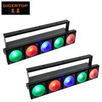 5 LEDs Disco rgb Natal para o partido luzes negras DJ Par Lâmpada Bar Luz Laser Stage parede Wash Spot Light Luz de fundo DMX