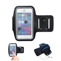 Moda Esporte Telefone Capa Universal Running Sport Armband Case Braço Band Para iPhone Samsung Telefone Inteligente
