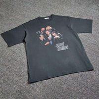 특대 18FW 스피드 헌터 T 셔츠 남성 여성 1 : 1 고품질 탑 티 스트리트웨어 SpeedHunters 티셔츠 x1227