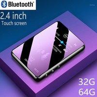 Bluetooth 5.0 Player MP3 2.4inch Touch Screen completo Altoparlante incorporato con radio FM Radio Recorder Video Playback1
