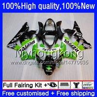Körper für HONDA CBR900 RR CBR 929RR Repsol grün 900cc 929CC 900 929 RR CC 900RR 50HM.31 CBR900RR CBR929RR 00 01 CBR929 RR 2000 2001 Fairings