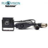 HD 700TVL Mini fotocamera Sony CCD Telecamera analogica Home Security Mini CCTV Supporto per video da interno Privacy Occlusion1