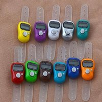 عقد DHL شحن مجاني البسيطة اليد شاشة فرقة تالي عداد LCD الرقمية البنصر رئيس الإلكترونية عدد التسبيح تسبيح