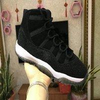 콩코드 11S 농구 신발 11 Zapatos 남자 운동화 콩코드 45 플래티넘 틴트 공간 잼 체육관 스니커즈 망 트레이너