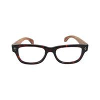 Retro Gothic Style Glasses Frame Hand Made Wood Optical Glas...