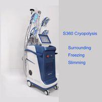Professionele ultrasone coolculpting verfraaiing apparatuur lipolaser ultra cavitatie vet remover afslankmachine voor thuisgebruik en kliniek
