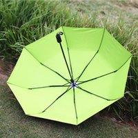 Küçük Şeytan Şemsiye Siyah Kaplama UV Koruma Şemsiye Rüzgar Geçirmez Güneş Kremi Şemsiye Dört Katlanır Güneşli Yağmurlu Şemsiye PPD3370