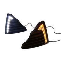 Luz de advertência do freio traseiro para 2012-2014 Ford Foco LED Freio Day Luzes de Running Luzes DRL Nevoeiro