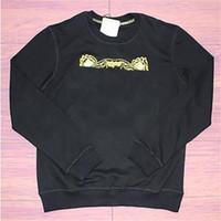 KO бренд толстовки толстовки мужчины тигра голова вышитые женщины осень зима дизайнерские толстовки повседневная уличная одежда Jogger одежда азиатская S-XXL