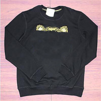 KO Marke Hoodie Sweatshirts Männer Tiger Head Bestickte Frauen Herbst Winter Designer Hoodies Casual Streetwear Jogger Kleidung asiatisch S-XXL