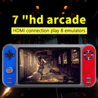 RS- 17 Retro Classic Handheld Game Console 7. 0 inch HD Screen...