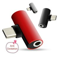 USB Tipo C a 3,5 mm adaptador de cargador de teléfono Toma de auriculares cable de carga para Huawei P20 / mate 10 / Pro Aux Audio auriculares Convertidor