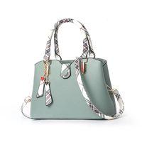 2021 Novas bolsas de luxo PU Couro Casual Crossbody Bags para mulheres Lady Saco de alça superior de alta qualidade bolsa de ombro designer totes