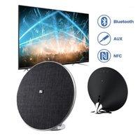 SoundBar Nillkin MC5 برو بلوتوث اللاسلكية سماعات ستيريو 3d المحيطي لنظام المسرح المنزلي التلفزيون مكبرات الصوت NFC AUX
