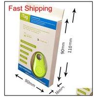 Mini Bluetooth Anti-Lost Alarm Tracker Telector Torcolatore remoto IT-06 ITAG Allarme Anti-Lost Autoscatto Bluetooth Qylrcj Imballaggio2010