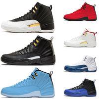 남성 다크 그레이 DOERNBECHER 게임 로얄 역 택시 FIBA 날개 남성 스포츠 스니커즈 운동화를위한 2019 새로운 12 개 12S 농구 신발