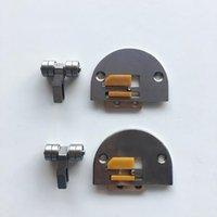 Industrielle Nähmaschine Flacher Auto-Vorlage Näher Fußzähne Nadelplatte Kunststoffwalzen-Formnadel K-2-Nähfuß 1