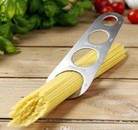 Nouveaux Pâtes Spaghetti Spaghetti Mestiers Stick 4 Servir des portions de portion Nouilles Mesureur JLLTHD YY_DHHOME