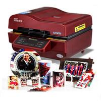 프린터 ST-3042 3D 승화 열 프린터 프린터 진공 기계 인쇄 케이스 용 스 머피 플레이트 안경 1