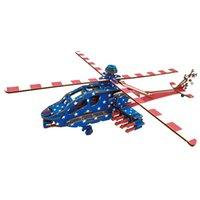 اباتشي هليكوبتر 3d خشبية لغز الليزر القطع الحرفية بانوراما لعب ديي التجمع كيت مزيج جيد من المرح والتعلم