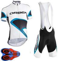 تنفس orbea فريق رجل الدراجات جيرسي قصيرة الأكمام قمصان مريلة السراويل مجموعة دراجة تتسابق الرياضة موحدة روبا ciclismo S123015