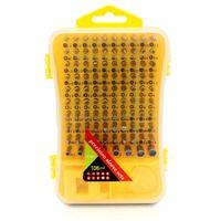 108 в 1 S2 Инструмент для инструментов Сталь Прецизионная отвертка Nutdriver Bit Ремонт инструментов Набор инструментов