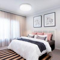 24W, показывающую установка круглый диск пластины лампы светодиодный потолочный светильник для гостиной, обучения, кухни, ванной комнаты, лестницы в помещении украшения Lighti