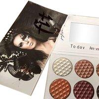 وصول جديد مستحضرات التجميل أزياء صالح ظلال العيون اليوم هل أنت في الأزياء 8 ألوان لوحة ظلال العيون