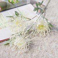 Dekorative Blumen Kränze Simulation PU Tulpe High-End-künstliche Blume Blume, Hochzeit Haus eingerichtet Props1
