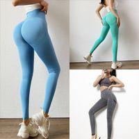 6hn4 Pantaloni multicolor Asciugatura rapida Pantaloni Yoga Pantaloni da Yoga Donna Yoga Colore Elastico Plus Sport Petite Yoga Pant per donna Pantaloni Dimensione traspirante