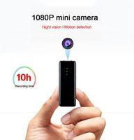 الكاميرات 10 ساعات التسجيل الطويل 1080P المحمولة المغناطيس مصغرة dv كاميرا comcorder الفيديو صوت مسجل الضوضاء