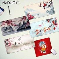 منصات الماوس المعصم مساند maiyaca أعلى جودة النمط الصيني الفن diy تصميم نمط لعبة ماوس باد لوحة مفاتيح كبيرة mat1