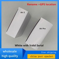 Air Gen 3 AP3 H1 Chip Transparency Metal Hinge Wireless Char...