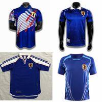 Top 1994 1998 Japão Retro Soccer Jerseys 1999 2000 2006 Nakata Camisa de futebol Soma Akita Jersey Okano Kawaguchi Maillot de pé