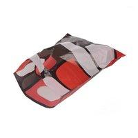 선물 포장 100pcs 예쁜 미니 혼합 패턴 플라스틱 쥬얼리 가방 쇼핑 파우치 20 * 15cm 스타일 : 51