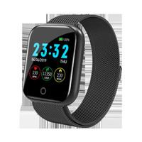 H19 스마트 시계 방수 피트니스 추적기 스포츠에 대한 IOS, 안드로이드 폰 Smartwatch를 심장 박동 모니터 혈압 기능