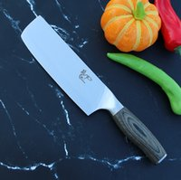 Melon and fruit knife compound steel round covering mouth small kitchen knife