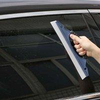 Губка автомобиля Световой вес силиконовые дома Water Wiper Squeegee Blade Wash Window стекло чистый душ сухой аксессуары de coche # T151
