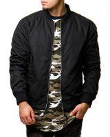 Ropa de chaqueta para hombre Nuevo otoño para hombre chaqueta abrigo ropa táctica Outwear EE. UU. Ejército transpirable Nylon Light Winderbreaker