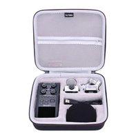 LTGEM EVA Custodia rigida antiurto impermeabile per lo zoom H6 Recorder portatile a sei tracce Q0112