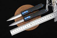 Micro Combat Drachen Schlachtung Falten Automatisches Messer D2 Stahl Jagd Selbstverteidigung Taschenmesser UT85 UT121 Scarab Blounty Hunter BM 3400
