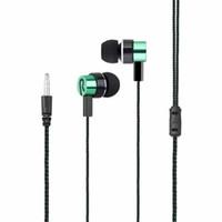 3.5mm 이어폰 유니버설 3.5mm 이어폰 이어폰 꼰 귀 전화 헤드셋 헤드폰 삼성 S4 S6 전화 HTC MP3 플레이어