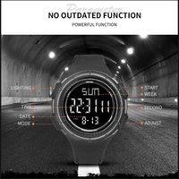 2020 часы Мужчины механические автоматические SMAEL Военные часы S Ударостойкий Relogio Masculino 1618 Цифровые наручные часы водонепроницаемые